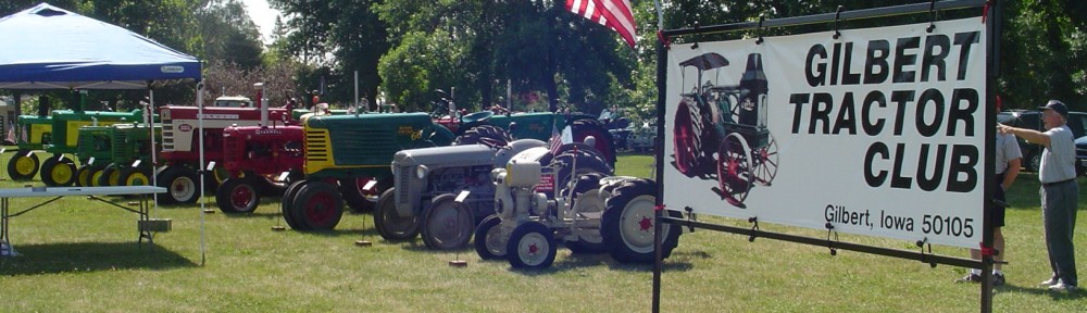 Gilbert Tractor Club